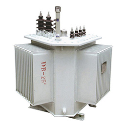 S13-MR series triangle dimensional wound core power transformer 11kv